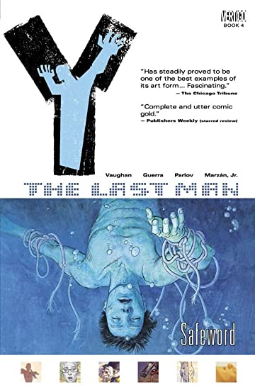 Y: The Last Man Vol. 4: Safeword