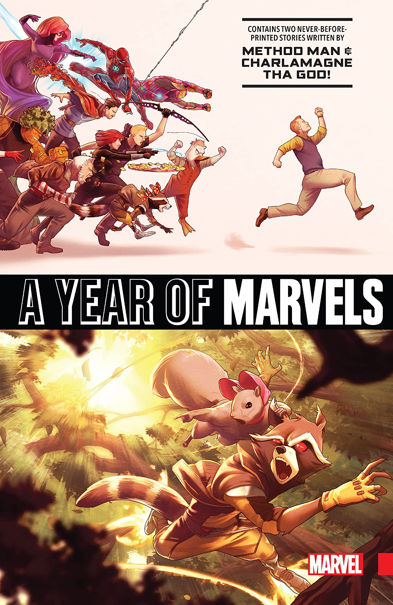 A Year Of Marvels