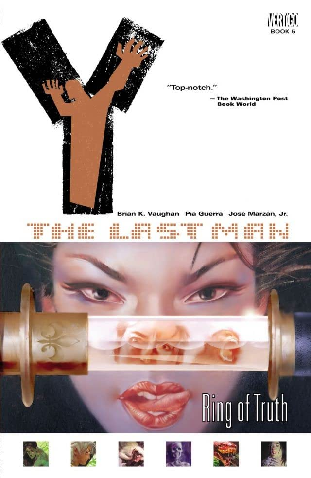 Y: The Last Man Vol. 5: Ring of Truth