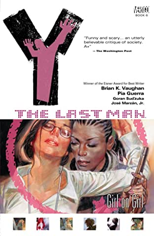 Y: The Last Man Tome 6: Girl On Girl