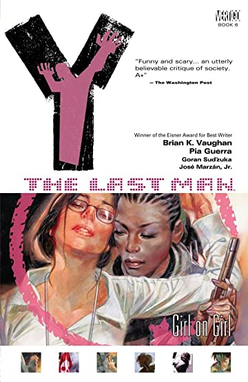 Y: The Last Man Vol. 6: Girl On Girl