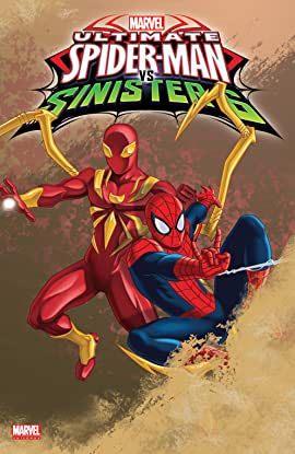 Marvel Universe Ultimate Spider-Man vs. The Sinister Six Vol. 2