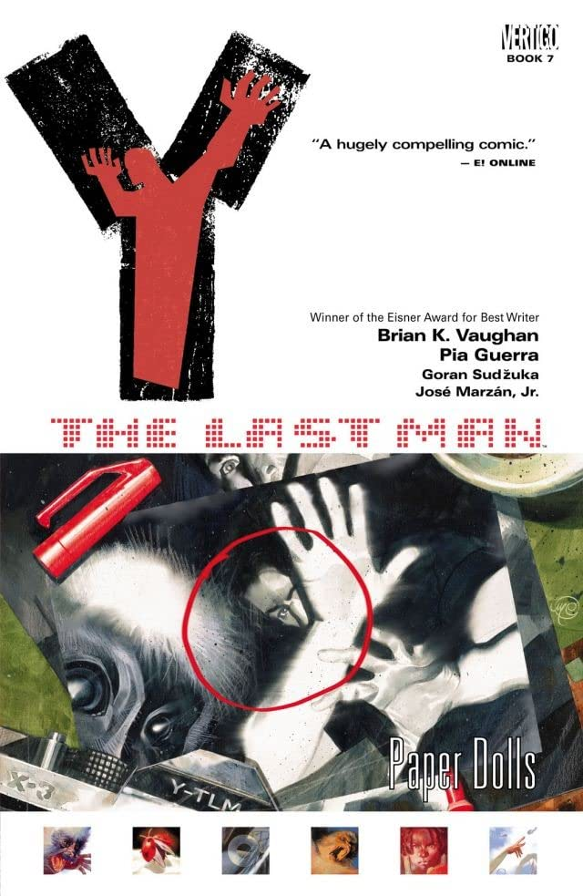 Y: The Last Man Vol. 7: Paper Dolls