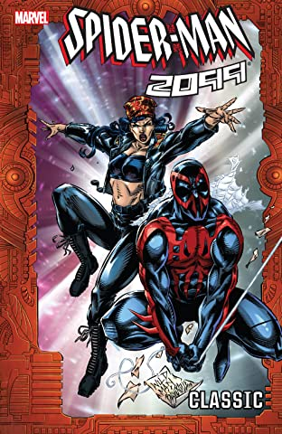 Spider-Man 2099 Classic Tome 4