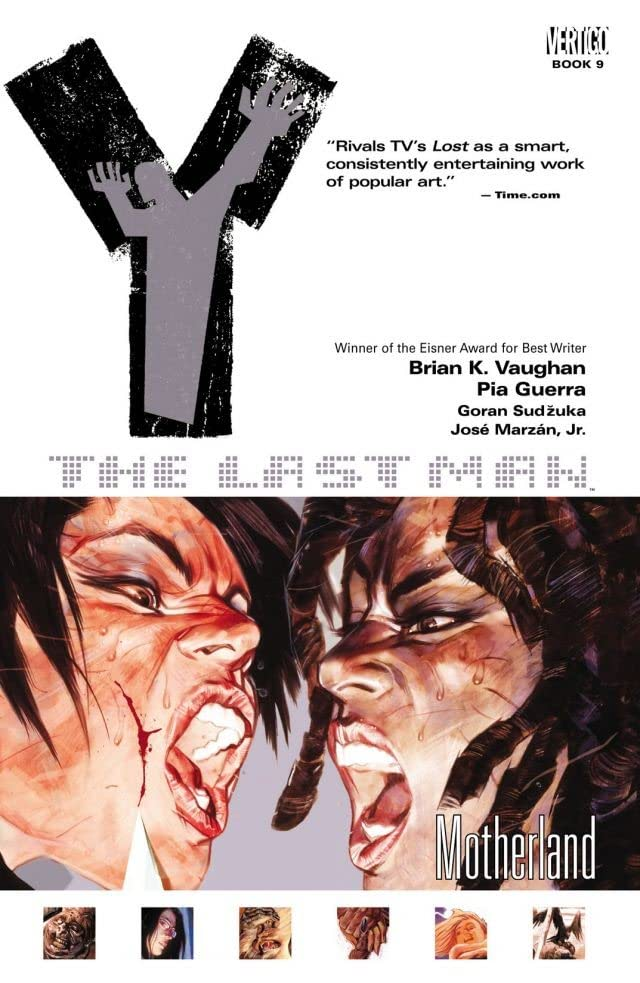 Y: The Last Man Vol. 9: Motherland