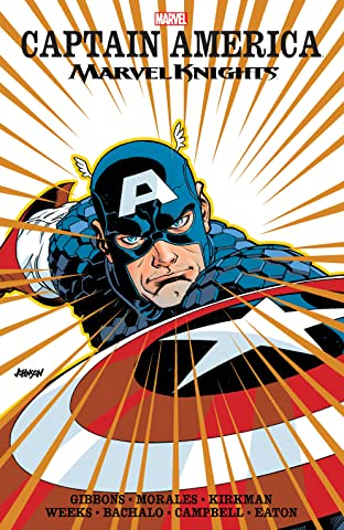 Captain America: Marvel Knights Tome 2