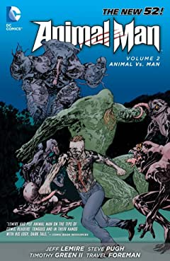 Animal Man (2011-2014) Tome 2: Animal vs. Man