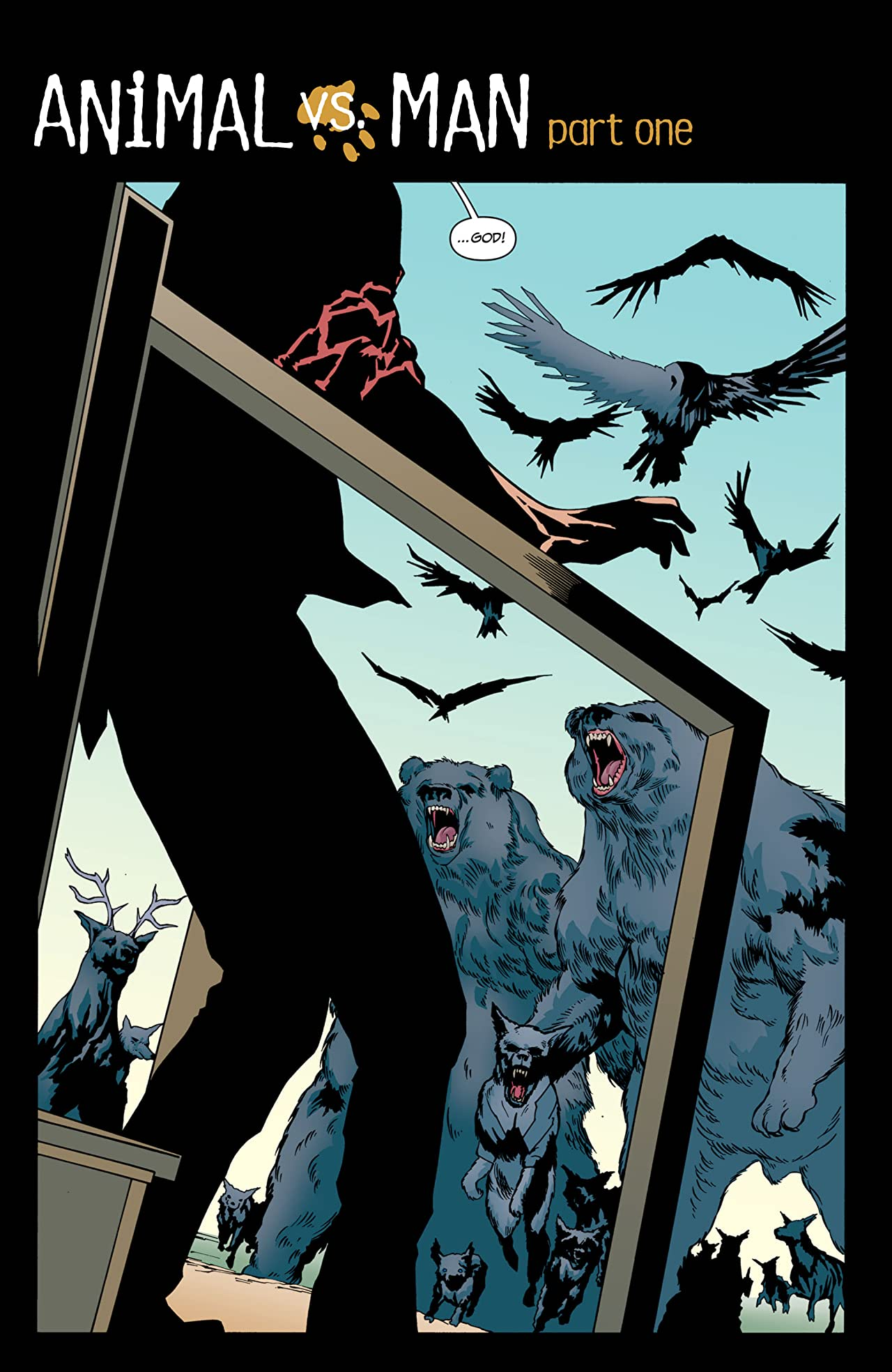 Animal Man (2011-2014) Vol. 2: Animal vs. Man