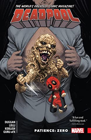 Deadpool: World's Greatest Tome 6: Patience: Zero