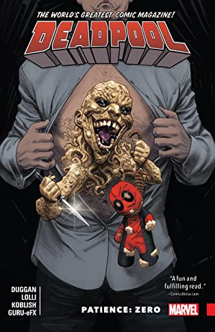 Deadpool: World's Greatest Vol. 6: Patience: Zero