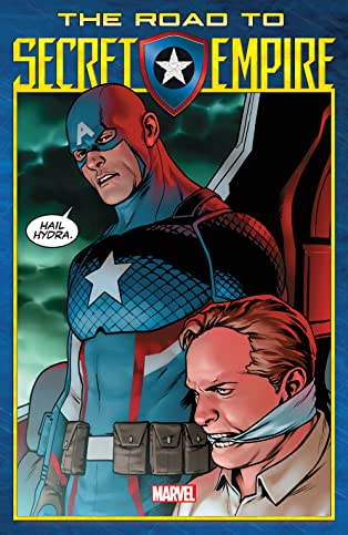 Secret Empire Prelude