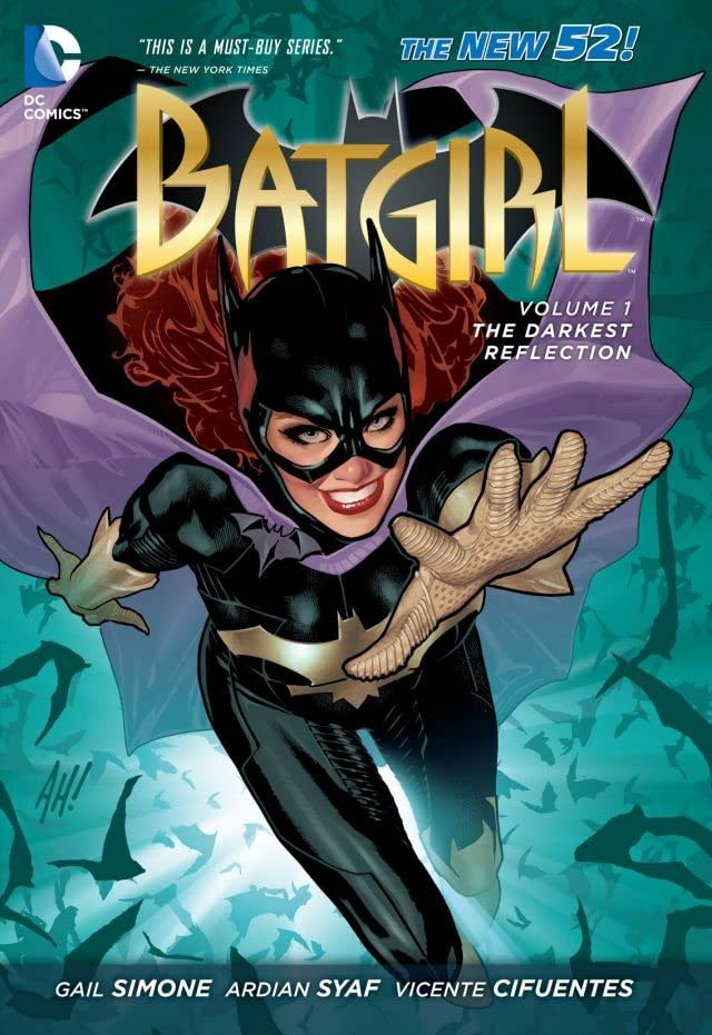 Batgirl (2011-2016) Vol. 1: The Darkest Reflection