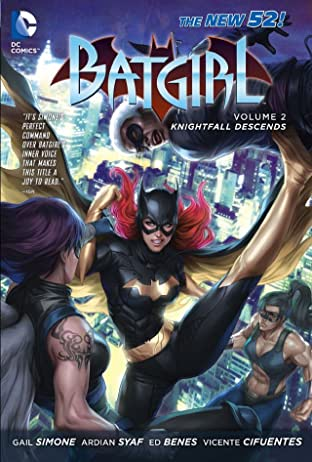 Batgirl (2011-2016) Tome 2: Knightfall Descends