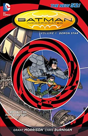 Batman Incorporated (2012-2013) Vol. 1: Demon Star