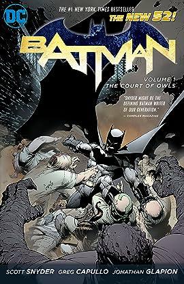 Batman (2011-2016) Vol. 1: The Court of Owls