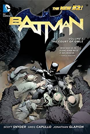 Batman (2011-2016) Tome 1: The Court of Owls