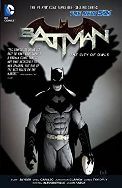 Batman (2011-2016) Tome 2: The City of Owls