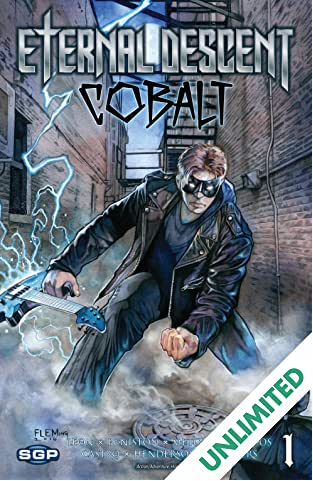 Eternal Descent: Cobalt #1