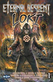 Eternal Descent: Loki #1