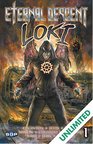 Eternal Descent: Loki #1