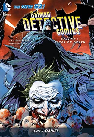 Batman: Detective Comics (2011-2016) Tome 1: Faces of Death