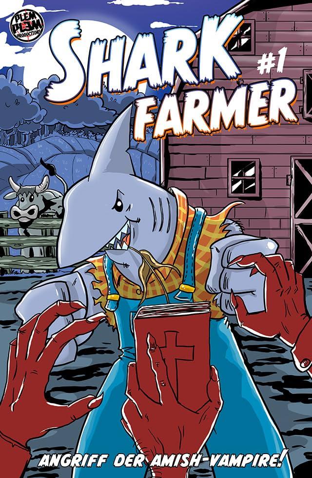Shark Farmer #1