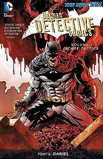 Batman: Detective Comics (2011-2016) Vol. 2: Scare Tactics
