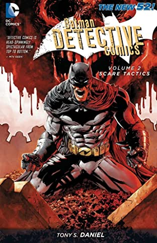 Batman: Detective Comics (2011-2016) Vol. 2: Scare Tactics