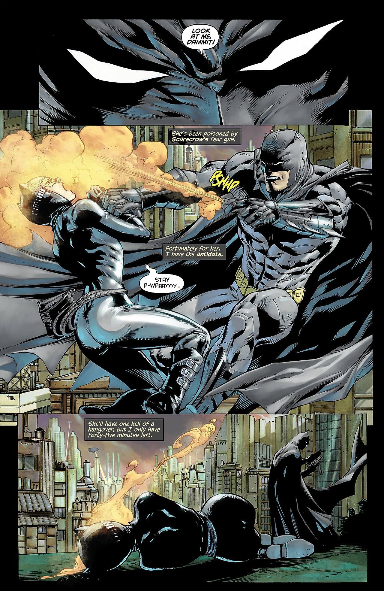 Batman: Detective Comics (2011-2016) Tome 2: Scare Tactics