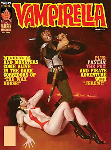 Vampirella (Magazine 1969-1983) #104