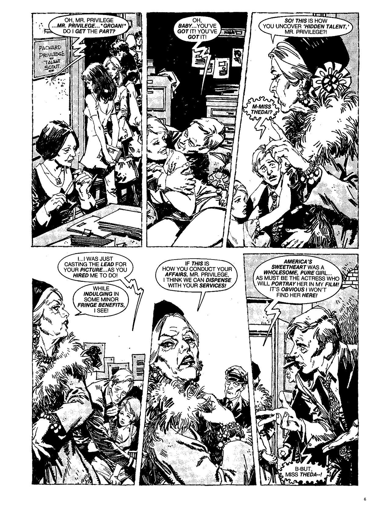 Vampirella (Magazine 1969-1983) #105