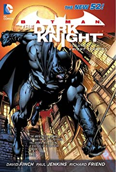 Batman: The Dark Knight (2011-2014) Tome 1: Knight Terrors