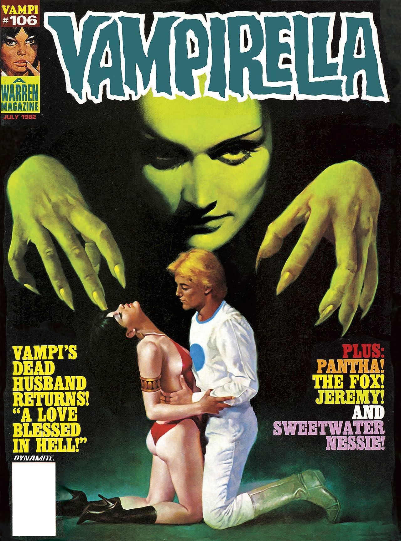 Vampirella (Magazine 1969-1983) #106