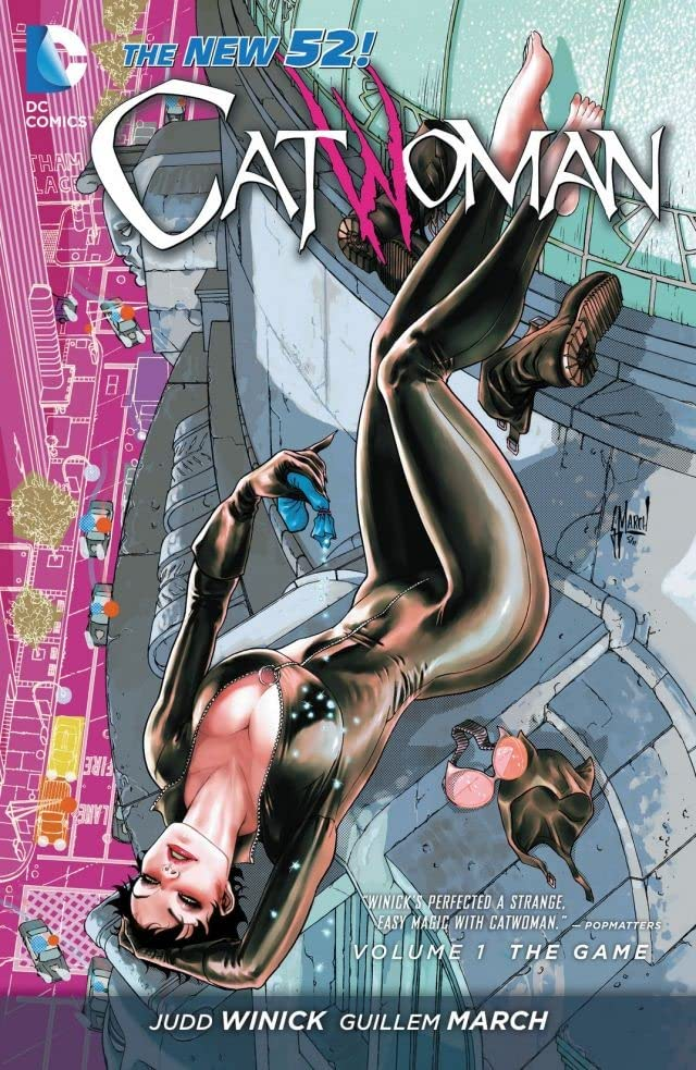 Catwoman (2011-) Vol. 1: The Game