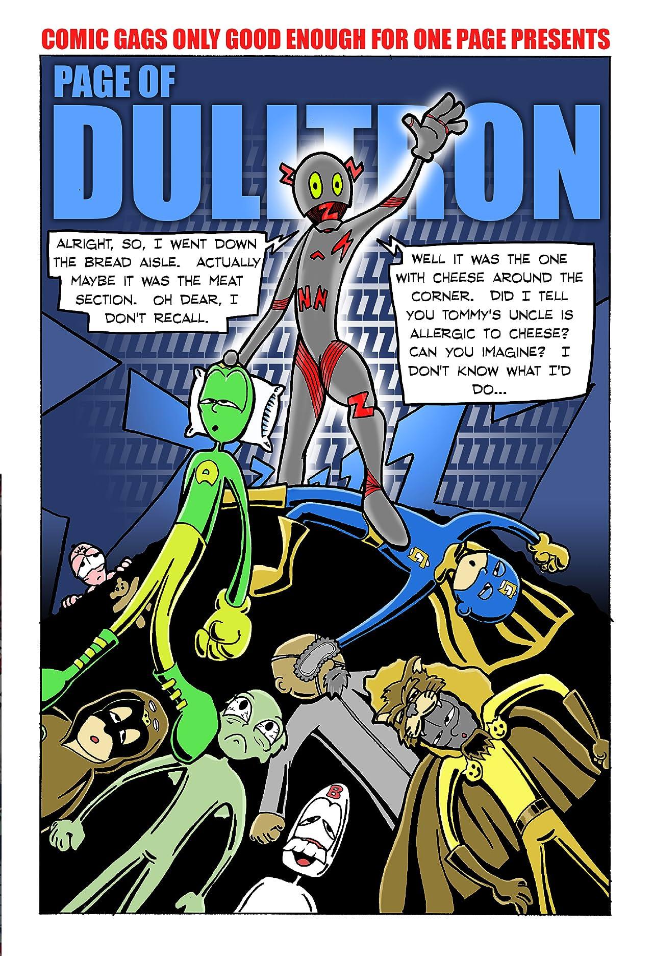 Defective Comics #4