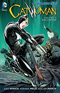 Catwoman (2011-2016) Tome 2: Dollhouse