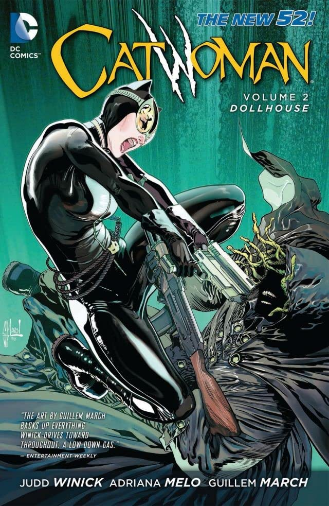 Catwoman (2011-) Vol. 2: Dollhouse
