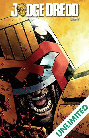 Judge Dredd Vol. 2