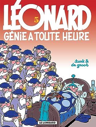 Léonard Vol. 5: Génie à toute heure