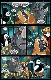 Kung Fu Panda #1 (of 4)