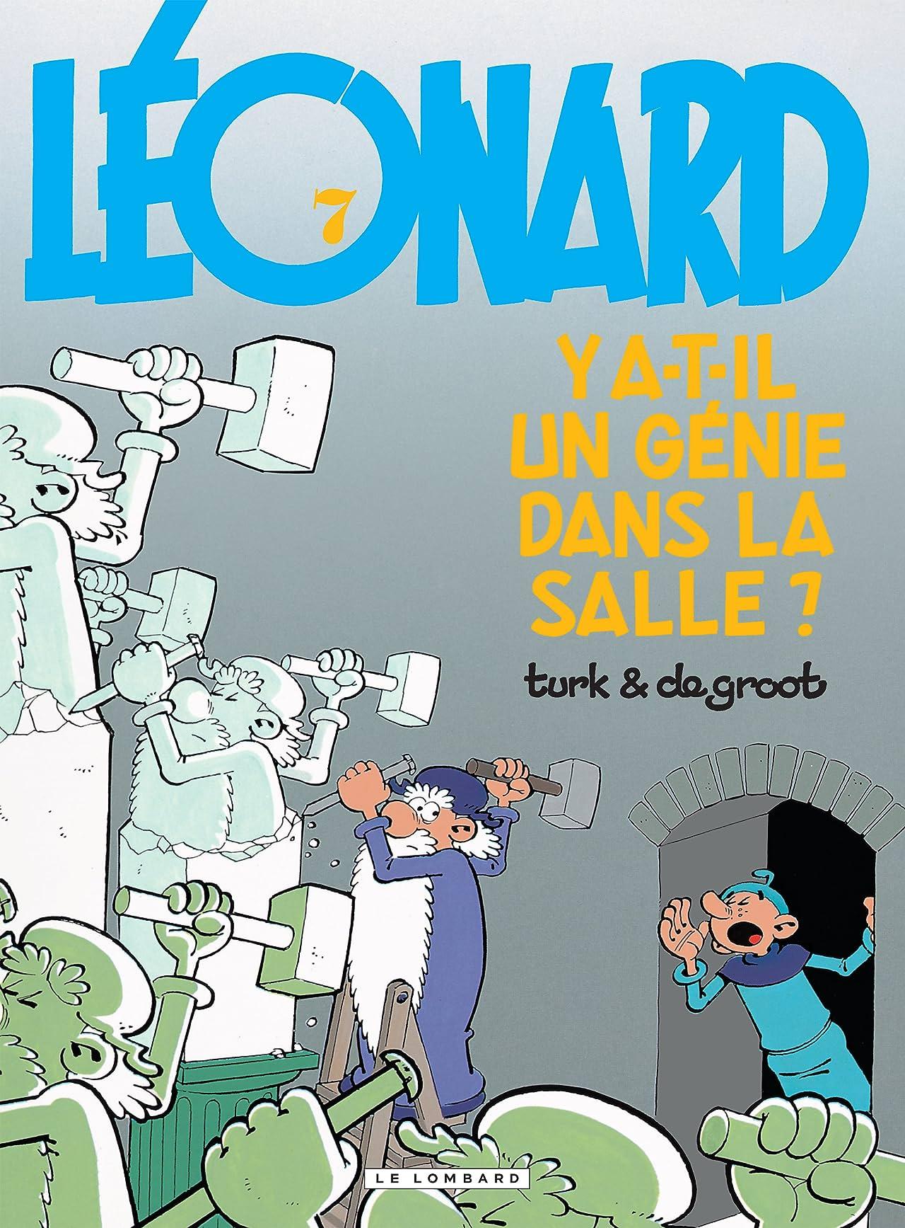 Léonard Vol. 7: Y a-t-il un génie dans la salle ?