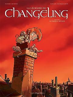 La Légende du Changeling Vol. 2: Le croque-mitaine