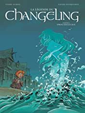 La Légende du Changeling Vol. 3: Spring Heeled Jack