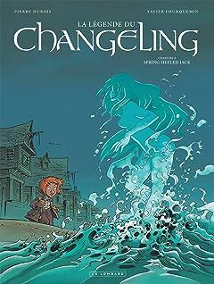 La Légende du Changeling Vol. 3: Spring Heeled Jack