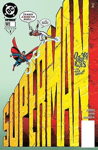 Superman (1987-2006) #141