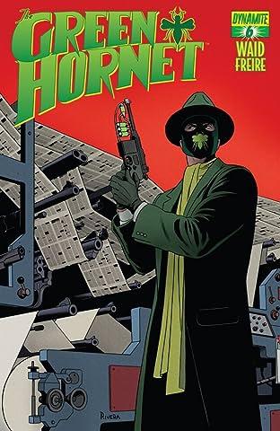 The Green Hornet #6