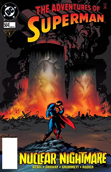 Adventures of Superman (1986-2006) #564
