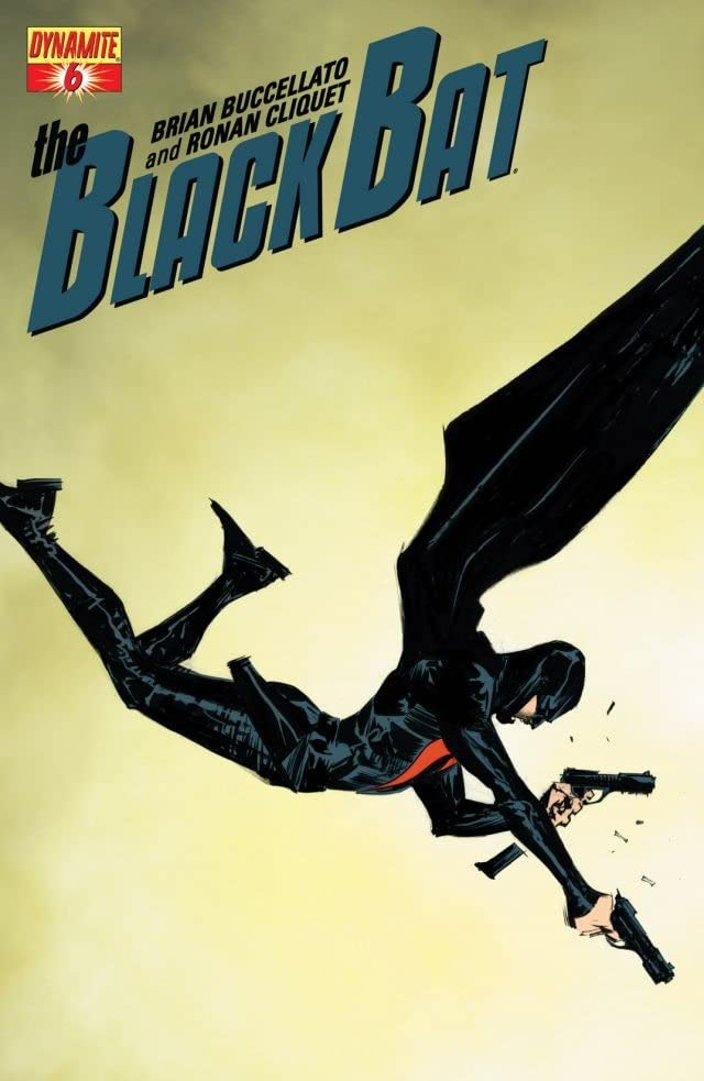 The Black Bat #6