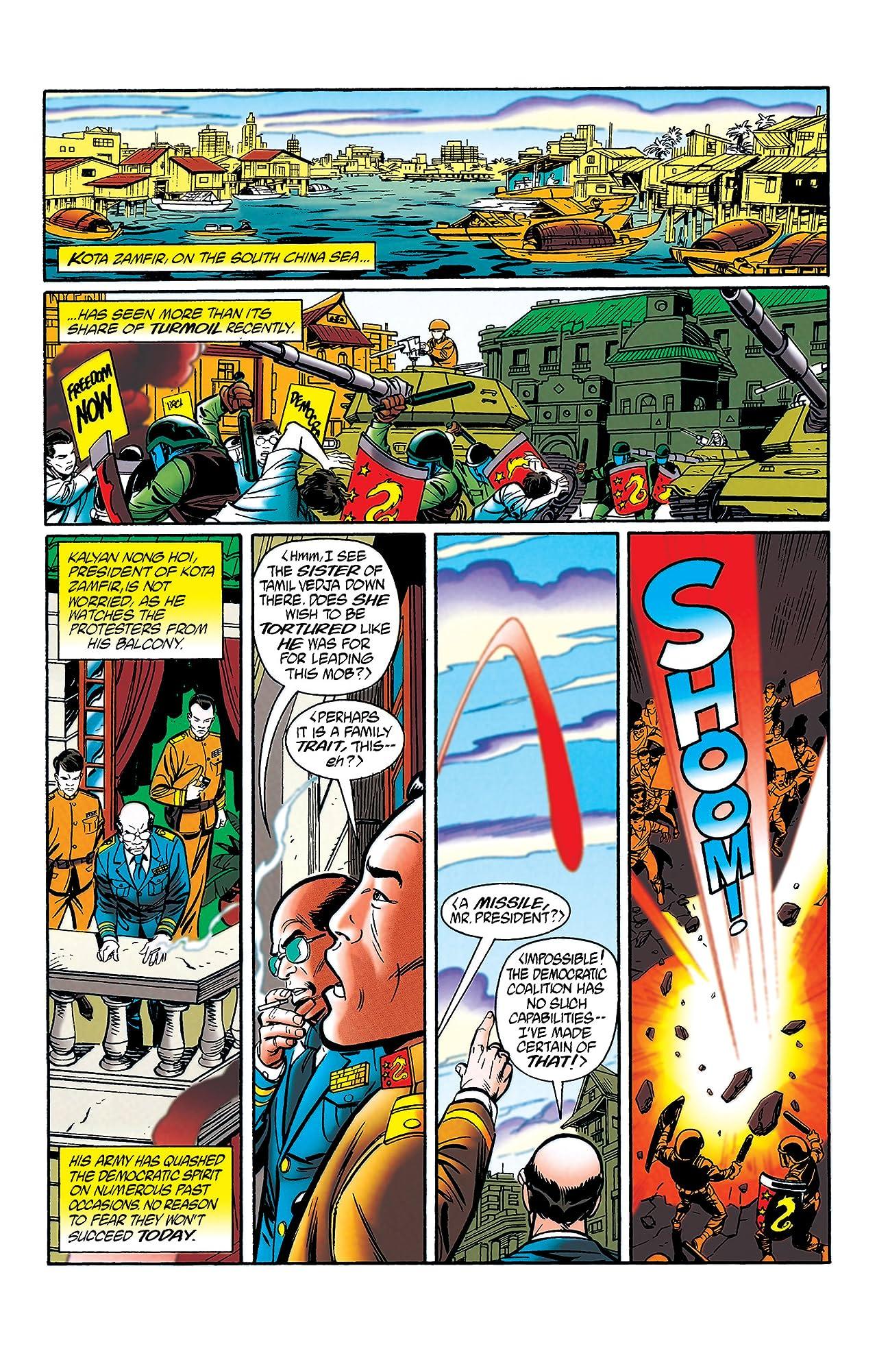 Adventures of Superman (1986-2006) #565