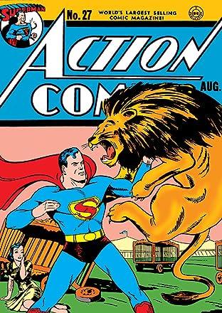 Action Comics (1938-2011) #27